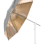 Lastolite Umbrella Reversible 100cm (40in) Sunfire/Silver