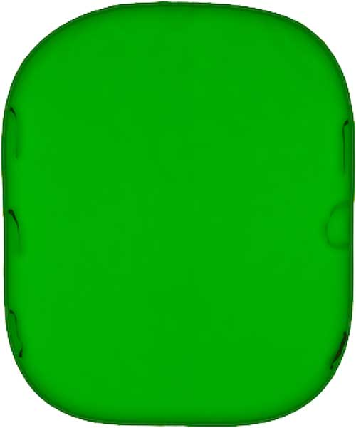 Lastolite Collapsible Reversible 1.8 X 2.1m (6x7ft) Chromakey Green