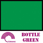Colorama ColorMatt 1m x 1.3m PVC Sheet - Bottle Green