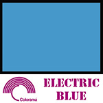Colorama ColorMatt 1m x 1.3m PVC Sheet - Electric Blue