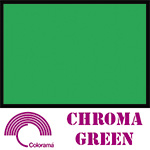 Colorama Paper Roll 2.72x25m Chromagreen 33
