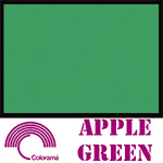 Colorama Paper Roll 135x1100cm Apple Green 64