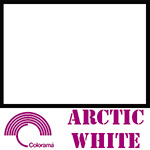 Colorama Paper Roll 135x1100cm Arctic White 65