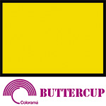 Colorama Paper Roll 135x1100cm Buttercup 70