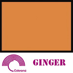 Colorama Paper Roll 135x1100cm Ginger 07