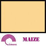 Colorama Paper Roll 135x1100cm Maize 31