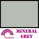 Colorama Paper Roll 2.72 x 11m Mineral Grey 51