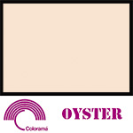 Colorama Paper Roll 135x1100cm Oyster 34