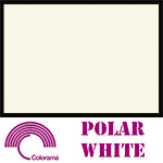 Colorama Paper Roll 2.72x50m Polar White 82