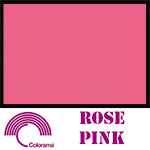 Colorama Paper Roll 135x1100cm Rose Pink 84