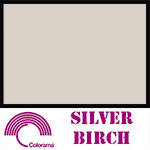 Colorama Paper Roll 2.72 x 11m Silver Birch 87