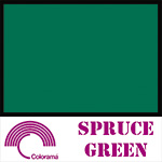Colorama Paper Roll 135x1100cm Spruce Green 37