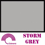 Colorama Paper Roll 135x1100cm Storm Grey 05