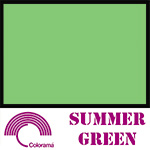 Colorama Paper Roll 2.72 x 11m Summer Green 59
