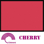 Colorama Paper Roll 135x1100cm Cherry 04