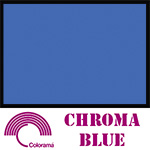 Colorama Paper Roll 2.72x25m Chromablue 91