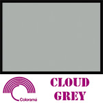 Colorama Paper Roll 2.72 x 11m Cloud Grey 23