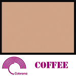 Colorama Paper Roll 135x1100cm Coffee 11
