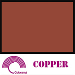 Colorama Paper Roll 135x1100cm Copper 96