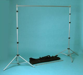 Interfit Background Support System COR755/756 including FREE carry bag