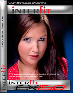 Interfit INT182 EX150 MKII Home Studio Kit