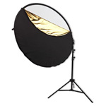 Photo Basics 100cm / 40in 5-in-1 Reflector Kit