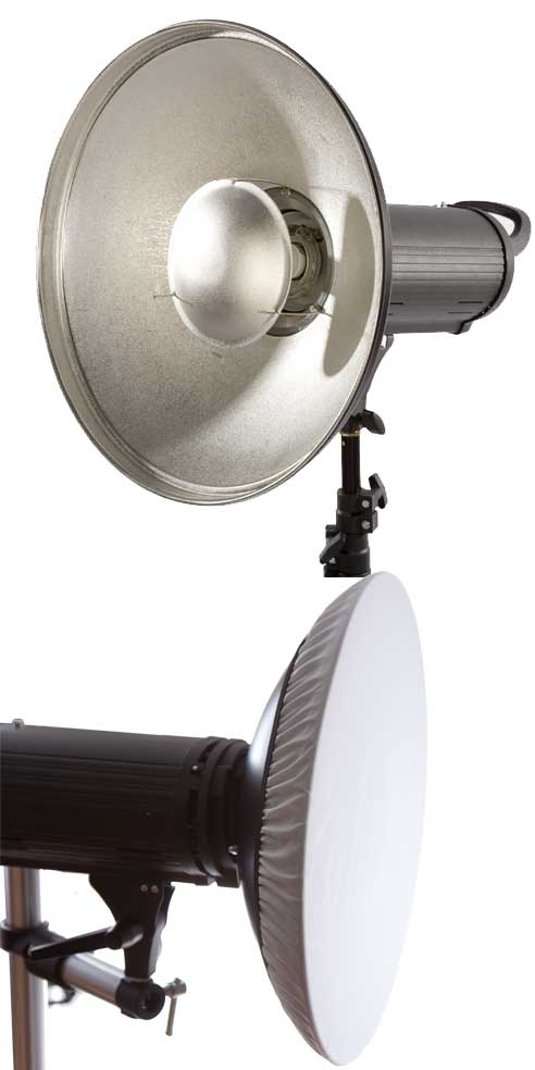 S Type 16inch / 42cm SoftLite Beauty Dish