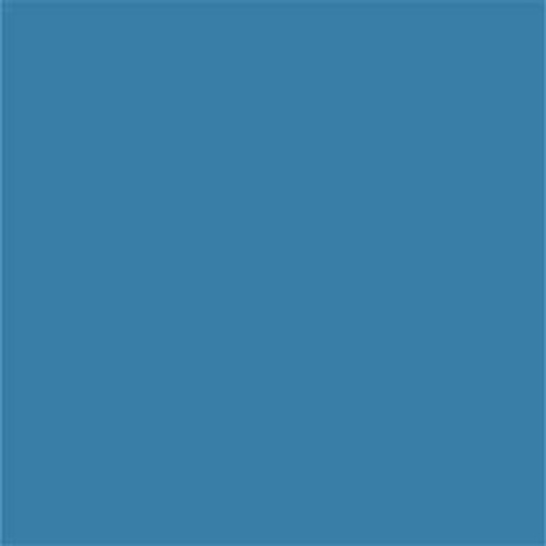 Kenro Lake Blue Muslin Background Backdrop 2.4m x 2.7m (7ft 10in x 8ft 10in)