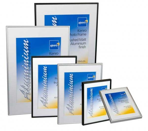 Alumex frames